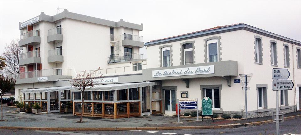 l'hotel du port