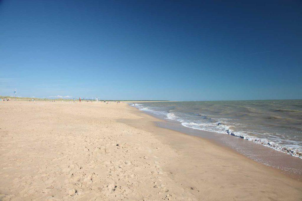 plages de la faute sur mer